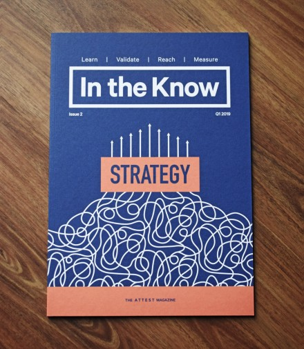 'In the Know' magazine